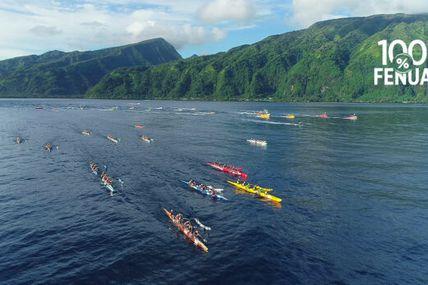TNTV vous propose ce soir le best-of de la Vodafone Channel Race Tahiti 2021 !