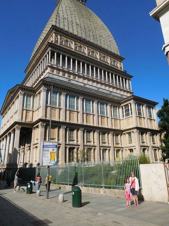 Mole Antonelliana e Museo Nazionale del Cinema - Torino (TO)