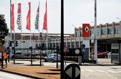 Renault Trucks du groupe suédois Volvo supprime 485 emplois à Vénissieux et pourtant il a perçu des fonds publics !