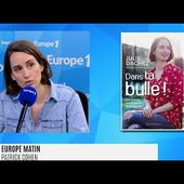 Itw Europe 1 le 2 avril 2018
