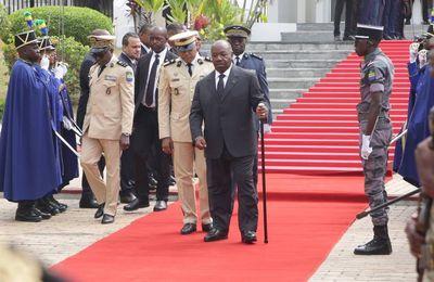 #Gabon / Le reportage très télé roumaine de TV5 Monde sur les premiers pas d'Ali-Lazare Bongo