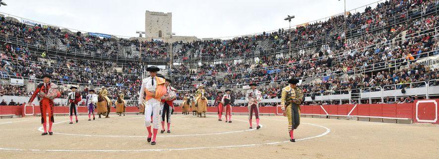 Arles : les arènes demandent une dérogation pour organiser la feria début juin