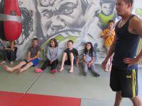 Le sport de combat, expliqué aux enfants.