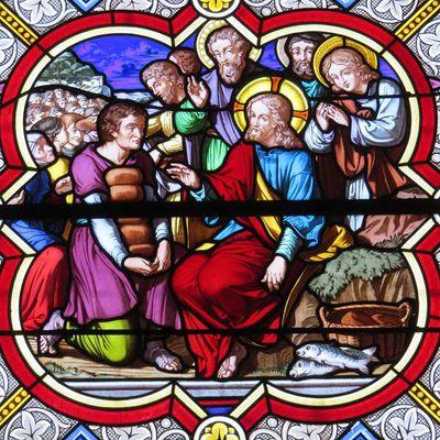 Méditation de l'abbé Jean Cheminade, doyen de la Châtaigneraie, sur le chapitre 6 de l'Evangile de Saint Jean