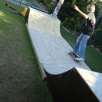 Comment faire une rampe de skate ?