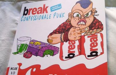 "Paolo Merenda, ""Break - Confessionale punk"""