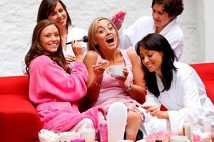 All you need to know about hens pampers parties