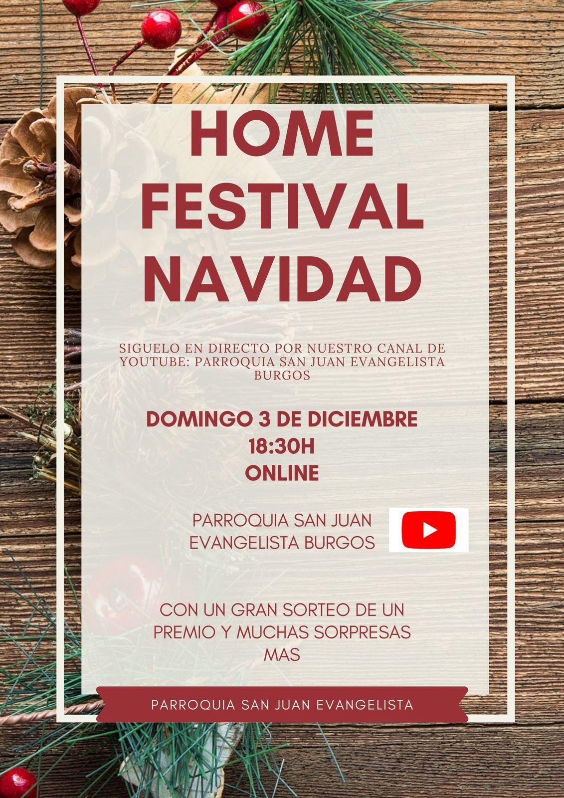 Festival de Navidad 2020