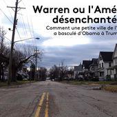 RECIT FRANCEINFO. Warren ou l'Amérique désenchantée : comment une petite ville de l'Ohio a basculé d'Obama à Trump