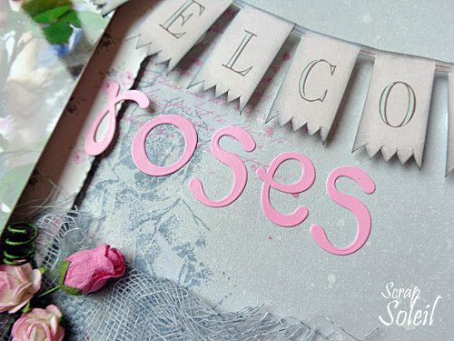 Welcome roses