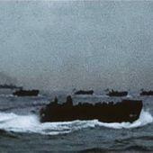 6 juin 1944, 6h30, sur la plage d'Omaha Beach