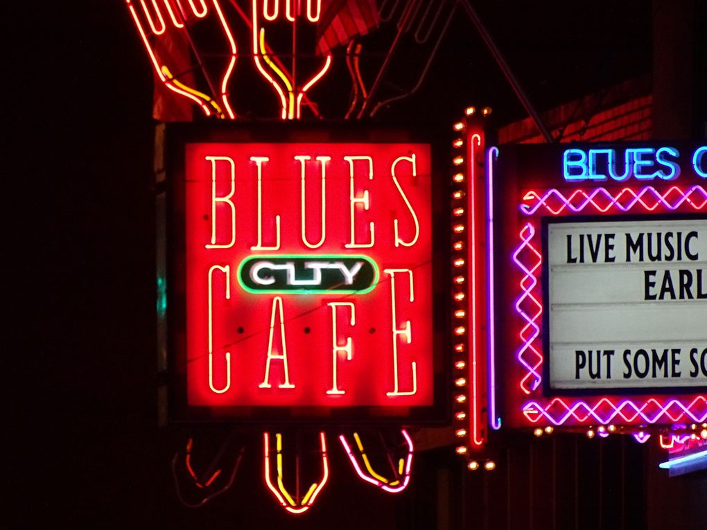 City Blues Café