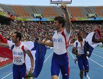 Pluie de médailles à Barcelone; félicitations les bleu(e)s !