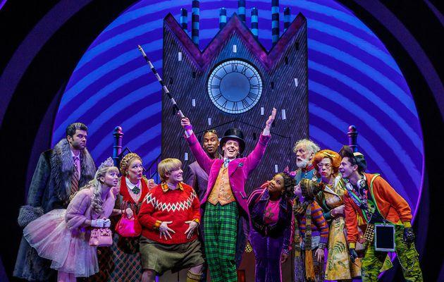 Charlie et la Chocolaterie se joue actuellement à Broadway