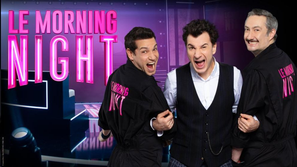 Jamel, Jarry, Isabelle Nanty, Big Flo et Oli et Jenifer  invités du « Morning Night » ce soir sur M6