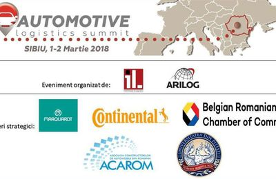 RoumanIE : Industrie automobile – Sibiu Automotive logistics summit 2018 !