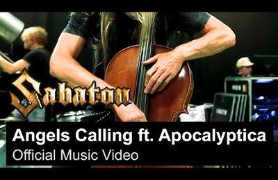 VIDEO - Noubleau clip de SABATON feat. APOCALYPTICA