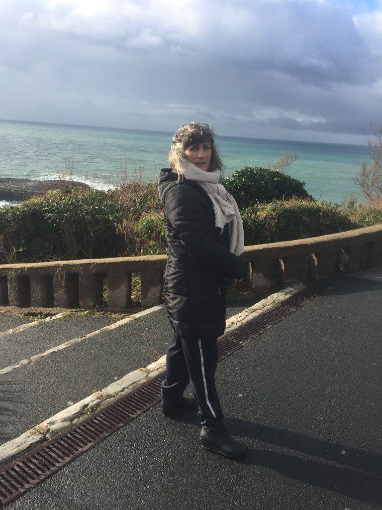 Anglet - Sables d'Or - Phare de Biarritz - mercredi 13 janvier 2021