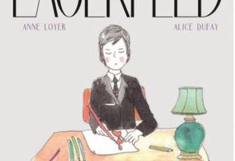 Karl Lagerfeld d'Anne Loyer et Alice Dufay