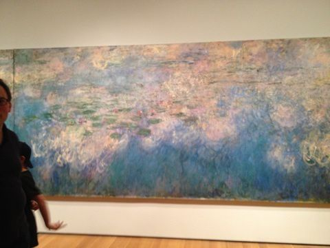 Monet au MOMA - New York (6 photos)