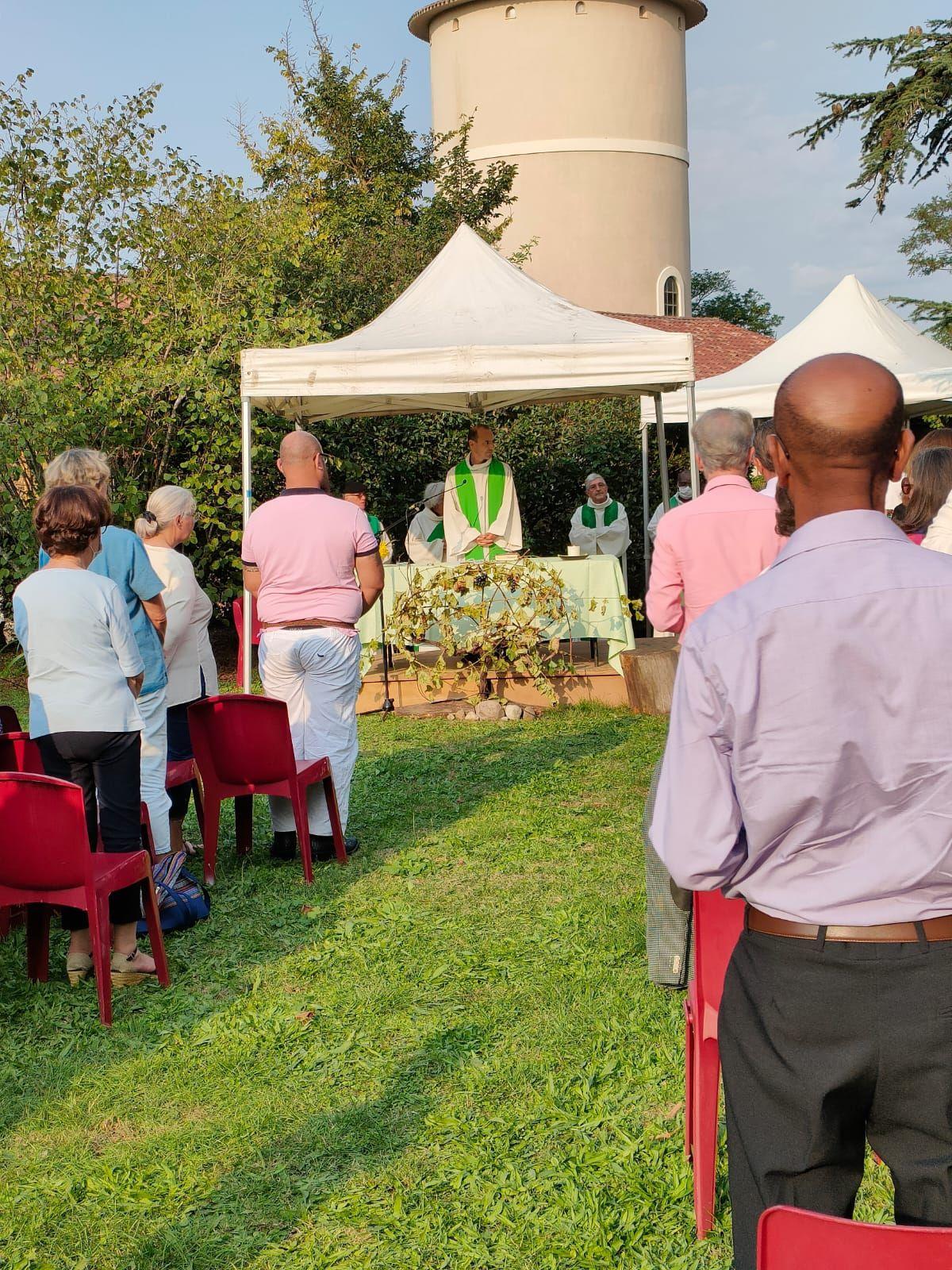 Journée en Doyenné  sur le Thème de la création à Pibrac
