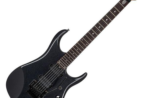 Test : guitare STERLING JP160 Signature John Petrucci