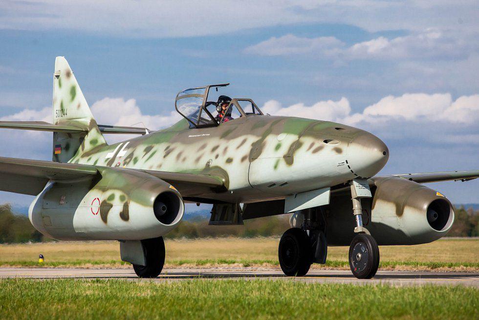Réplique du Me 262