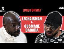 #26 LeChairman & Ousmane Badara parlent RAP, Freeze Corleone, Politique, Sénégal, Entrepreneuriat...