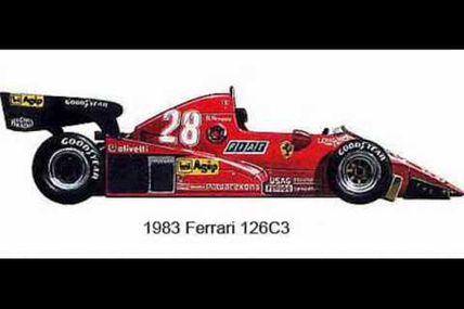 Ferrari F1 Évolution 1950-2010