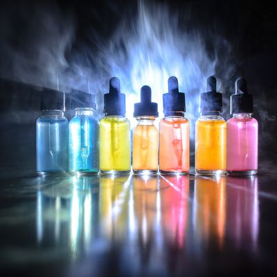 How Does Nicotine In Vape Juice Work