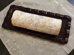 Gâteau roulé de Pierre Hermé