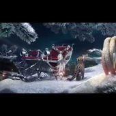 Pub Odyssée de Noël par Cartier