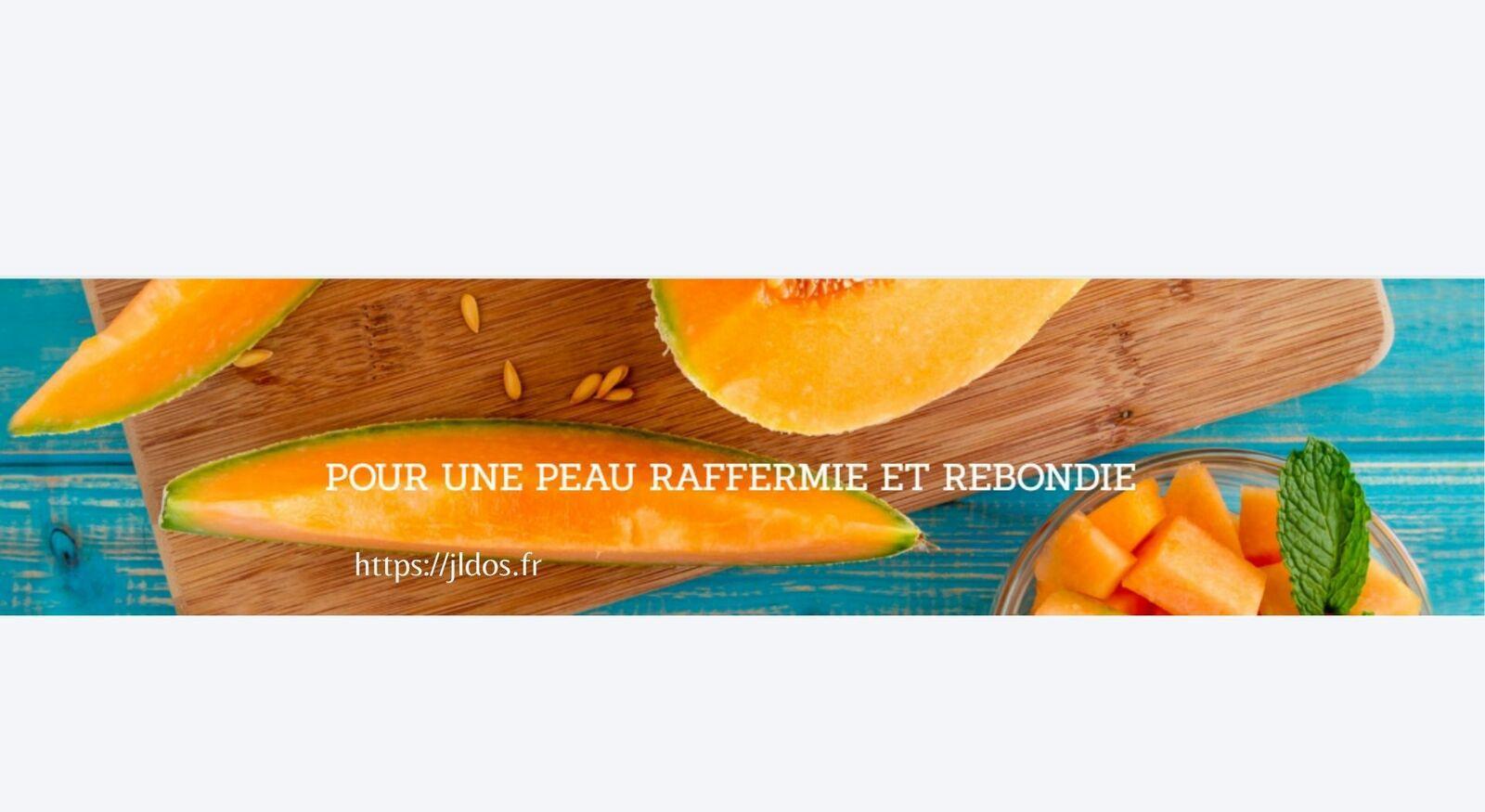 SOINS ANTI-ÂGE RÉINVENTÉS – GRÂCE AUX VERTUS DU MELON