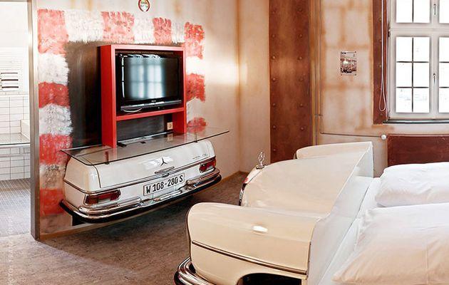 Buzz : L'hotel le plus cool du monde est à Stuttgart