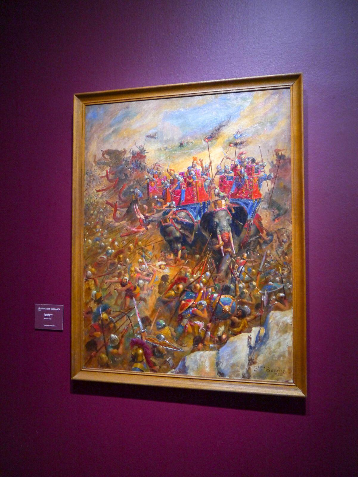 Salammbô Fureur ! Passion ! Éléphants ! L'exposition événement du bicentenaire de la naissance de Flaubert au Musée des Beaux-Arts de Rouen jusqu'au 19 septembre 2021