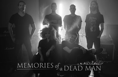 VIDEO - Nouveau clip pour les MEMORIES OF A DEAD MAN