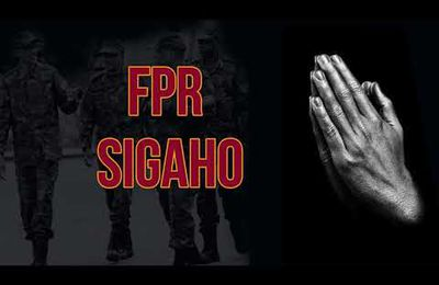 FPR Sigaho (Lyrics) by JEAN Baptiste byumvuhore, extrait de l'Album XII - Rwanda dohora