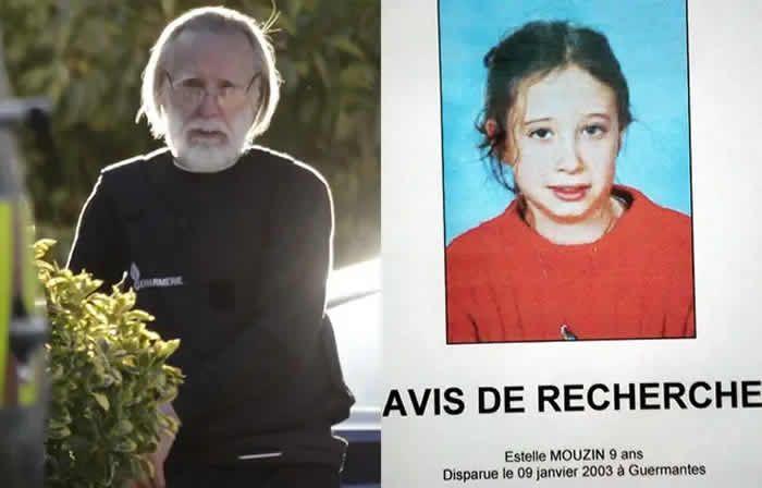 Montage avec les photos de Michel Fourniret, à gauche, et d'Estelle Mouzin, à droite. — Sipa/Niko/Sipa
