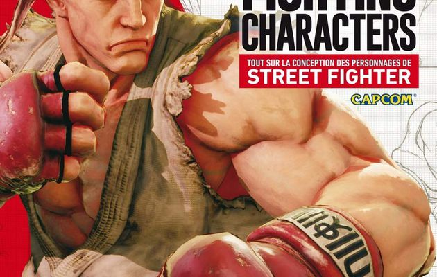 [REVUE LIVRES GAMING] HOW TO MAKE CAPCOM FIGHTING CHARACTERS aux éditions KUROKAWA