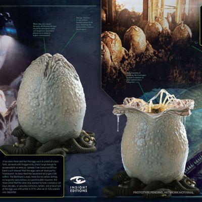 Livre Le Rapport Weyland Yutani, rapport secret sur les xeno