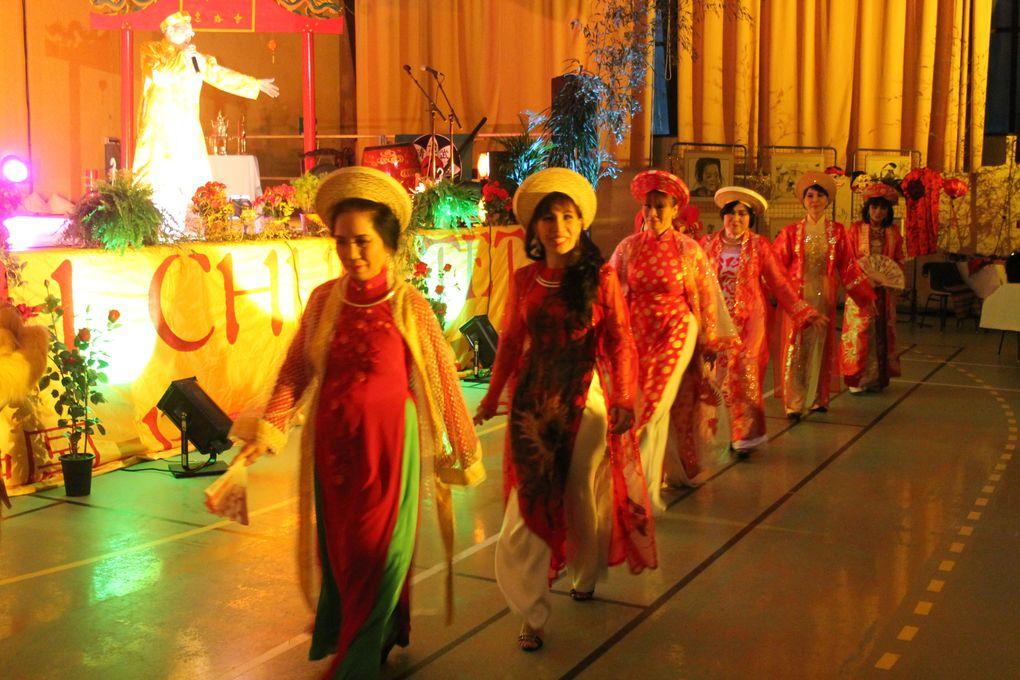 fête du Nouvel an vietnamien 2015