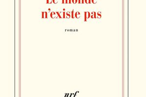 Fabrice Humbert- Le monde n'existe pas