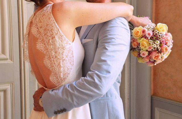 Mariage intimiste chez le chef étoilé Jérôme Nutile à Nîmes