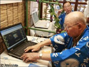 Les TIC et la société vieillissante au delà de nos frontières