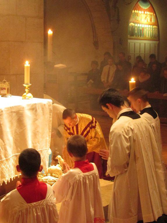 Messe de la nuit de Noel 2018