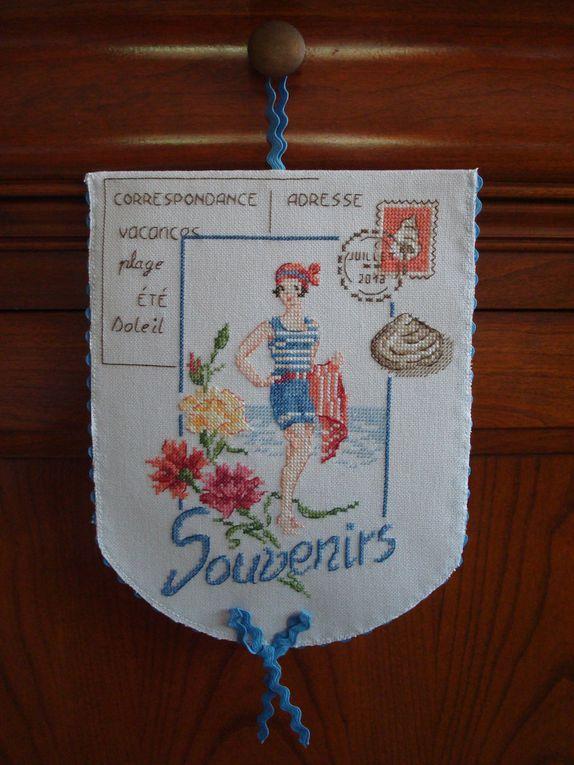 """Art Postal """"Bannières"""""""
