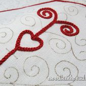 Embroidery In Hand, No Hoop