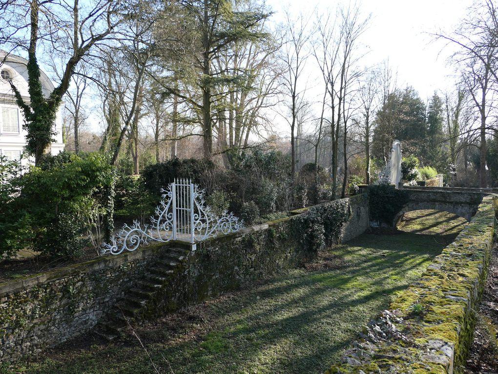Randonnée en boucle de Corbeil-Essonnes - 21,7 km.