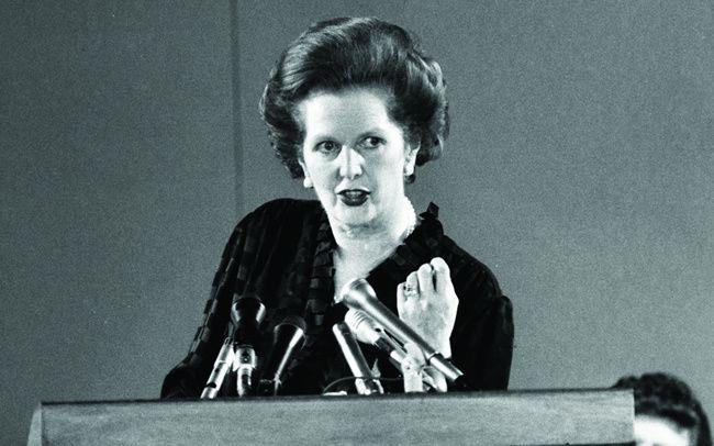 Thatcher Margaret