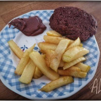 Des frites en dessert, ou comment occuper les enfants